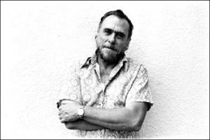 Charles Bukowski before he died